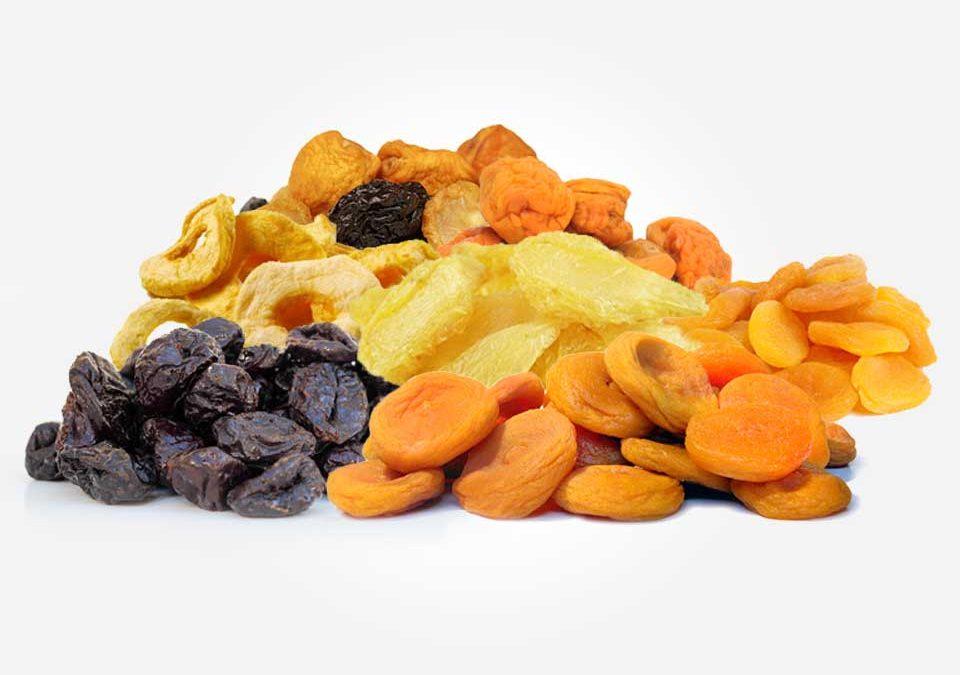 Mixto de Frutas Desecadas
